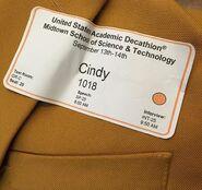 SMH Cindy Decathlon