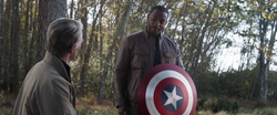 Sam Wilson (Captain America's Shield)