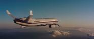 Stark Industries Plane