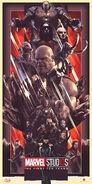 First Ten Years Villains Poster