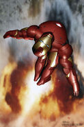 Iron Man 2008 concept art 20