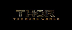 Thor The Dark World Title Card (2013)