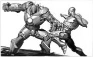 Iron Man 2008 concept art 34