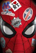 Spider-Man Far From Home Texless Poster