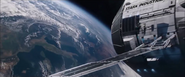 Stark Industries Satellite