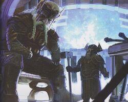 Avengers Infinity War Nidavellir concept art 4