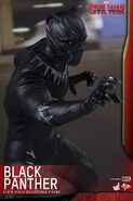 Black Panther Civil War Hot Toys 5