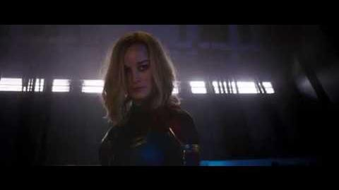 Capitana Marvel Adelanto oficial en español HD