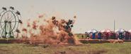 Carol Danvers Crash