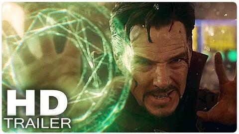 Doctor Strange Hechicero Supremo (2016) Tráiler Oficial Doblado Español Latino
