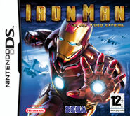 IronMan DS FR cover