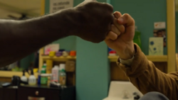 Iron Fist & Power Man (Fist Bump)
