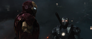 Iron Man & War Machine MK I
