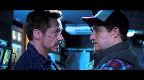 "Marvel España Iron Man 3 Spot TV ""Blast"""