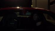 Punisher car chase