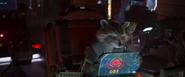 Rocket Raccoon (Trip to Ego)
