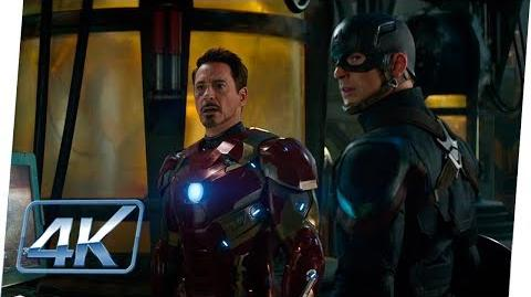Tony Stark Ve Morir a Sus Padres - Civil War IMAX - 4K Español Latino