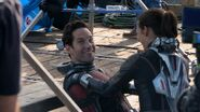 Ant-Man and the Wasp BTS 5