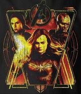 Avengers Endgame promo art 4