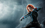 Avengers age of ultron black widow-wide