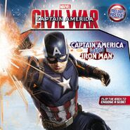 Captain America Civil War Captain America Versus Iron Man