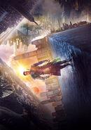Doctor Strange Character Poster Textless 04