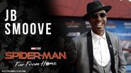 JB Smoove on joining the Marvel Cinematic Universe in Spider-Man Far From Home