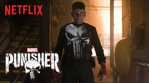 Marvel's The Punisher Official Trailer HD Netflix
