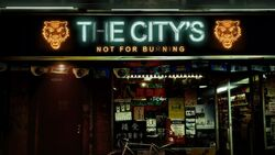 The City's Not for Burning