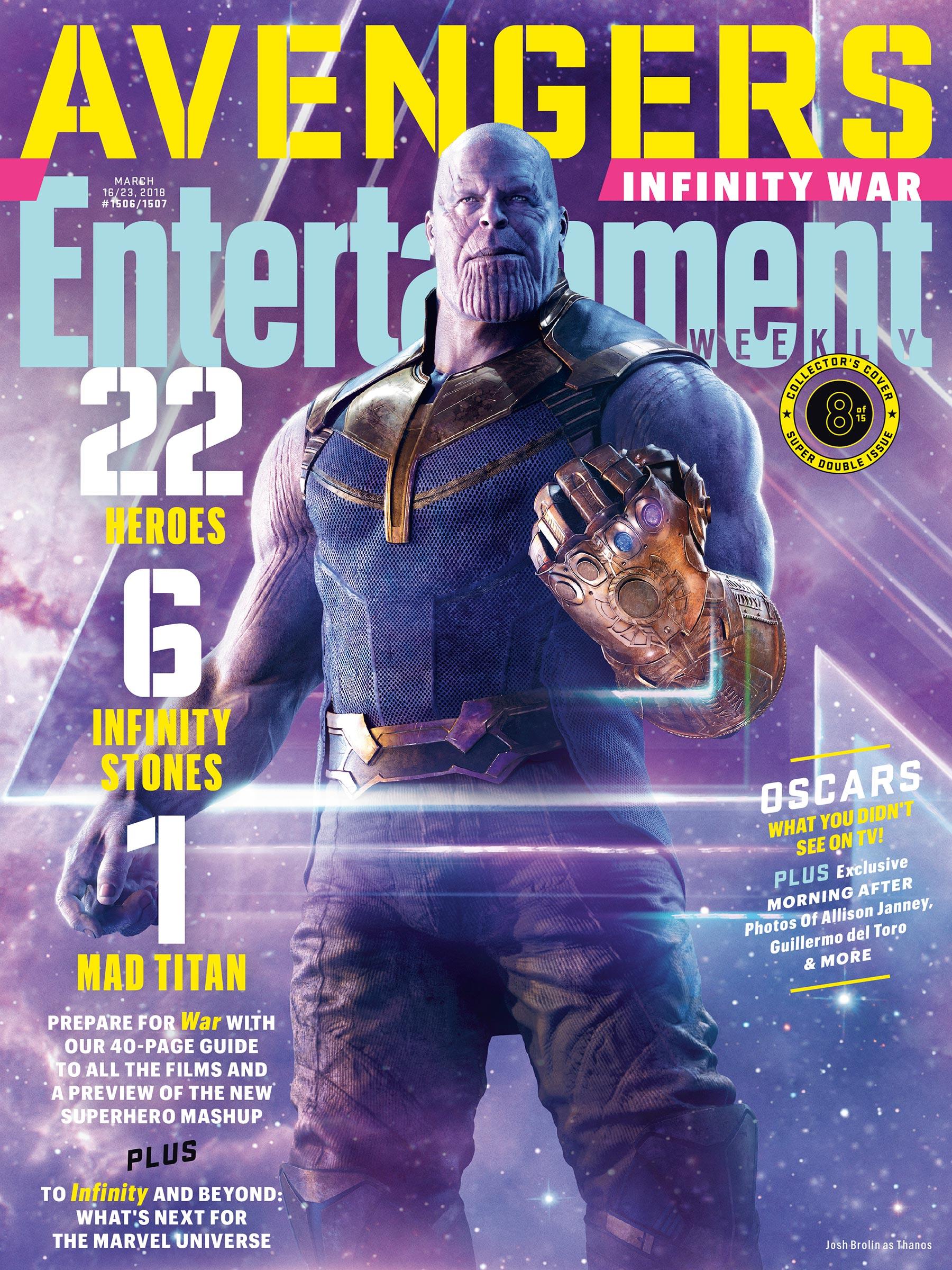 Avengers Infinity War: Thanos The Mad Titan Skin Minecraft Skin