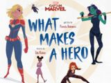 Captain Marvel: What Makes A Hero