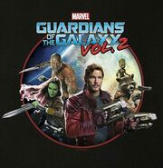 Guardians Vol. 2 Promotional