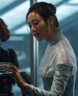 Helen Cho | Marvel Cinematic Universe Wiki | FANDOM powered