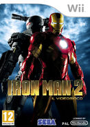 IronMan2 Wii IT cover