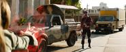 Scarlet Witch Wanda-Civil War 5