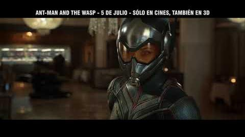 ANT-MAN Y THE WASP - ESTRENO 5 DE JULIO