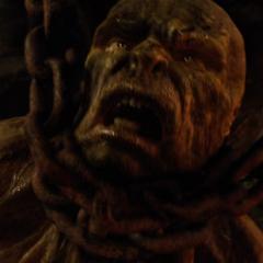 Blonsky es asfixiado y derrotado por Hulk.