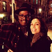Fab Five Freddy BTS