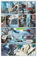 Guardians Fight Comic