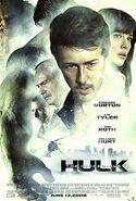 Hulk unused poster 2