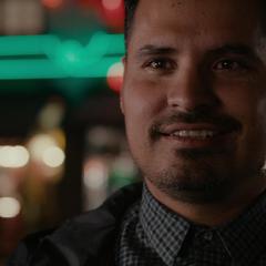 Luis le confirma a Lang que los Vengadores lo quieren reclutar.