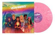 Runaways Mondo Soundtrack Cover and Vinyl