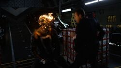 TGS Ghost Rider vs Mace