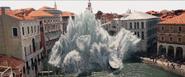 Attack in Venice