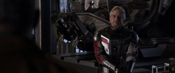 Hank Pym Suit Up