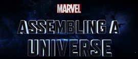 Marvel - Assembling A Universe