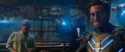 Mysterio Evil Grin