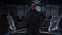Nick Fury (S.H.I.E.L.D. Helicarrier)