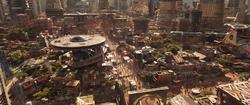 Wakandan City