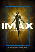 AMATW Wasp IMAX Poster